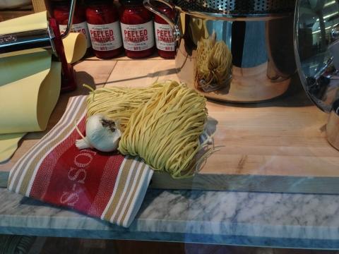 pasta reflections