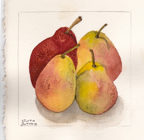 Glorious Pears